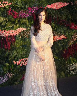 Diana Penty - Photos: Anushka Sharma And Virat Kohli's Wedding Celebration In Mumbai