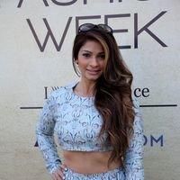 Tanisha Mukherjee - Celebs at Lakme Fashion Week Summer/Resort 2017 Day 3 Images
