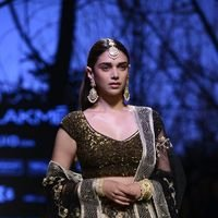Aditi Rao Hydari - Celebs at Lakme Fashion Week Summer Resort 2017 Day 4 Images | Picture 1469647