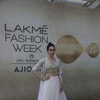 Karisma Kapoor - Celebs at Lakme Fashion Week Summer Resort 2017 Day 4 Images