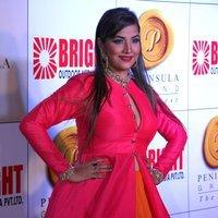 Tanisha Singh - 3rd Bright Awards 2017 Images
