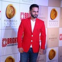 Rahul Vaidya - 3rd Bright Awards 2017 Images