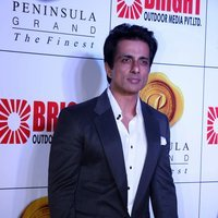 Sonu Sood - 3rd Bright Awards 2017 Images