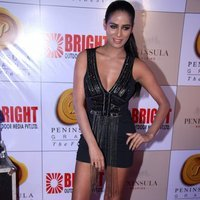 Poonam Pandey - 3rd Bright Awards 2017 Images