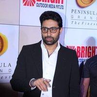 Abhishek Bachchan - 3rd Bright Awards 2017 Images