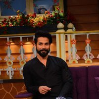 Shahid Kapoor - Promotion of film Rangoon on the sets of The Kapil Sharma Show Images