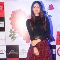 Karishma Sharma - Avani Modi walks the ramp for fashion designer Ashfaque Ahmed Images