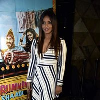 Neetu Chandra - Special screening of film Running Shaadi Images