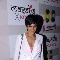 Mandira Bedi - Celebs attended Masaba Gupta X Koovs Launch Party Images