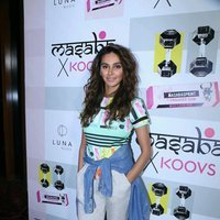 Shibani Dandekar - Celebs attended Masaba Gupta X Koovs Launch Party Images | Picture 1472557