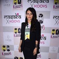 Mandana Karimi - Celebs attended Masaba Gupta X Koovs Launch Party Images | Picture 1472829