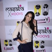 Nora Fatehi - Celebs attended Masaba Gupta X Koovs Launch Party Images
