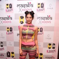 Amyra Dastur - Celebs attended Masaba Gupta X Koovs Launch Party Images