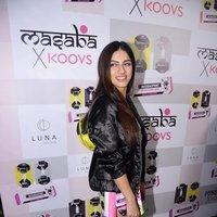 Sapna Pabbi - Celebs attended Masaba Gupta X Koovs Launch Party Images