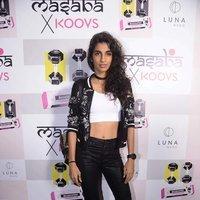 Anushka Manchanda - Celebs attended Masaba Gupta X Koovs Launch Party Images