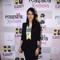 Mandana Karimi - Celebs attended Masaba Gupta X Koovs Launch Party Images | Picture 1472830