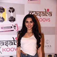 Pernia Qureshi - Celebs attended Masaba Gupta X Koovs Launch Party Images