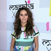 Shibani Dandekar - Celebs attended Masaba Gupta X Koovs Launch Party Images