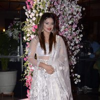 Neetu Chandra - Neil Nitin Mukesh and Rukmini Sahay Wedding Reception Images