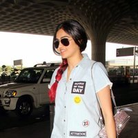 Adah Sharma Spotted At Airport Images | Picture 1473977