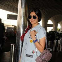 Adah Sharma Spotted At Airport Images | Picture 1473971