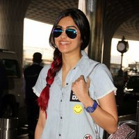 Adah Sharma Spotted At Airport Images | Picture 1473978