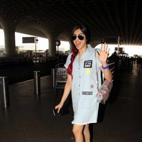 Adah Sharma Spotted At Airport Images | Picture 1473975