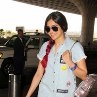 Adah Sharma Spotted At Airport Images | Picture 1473976