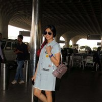 Adah Sharma Spotted At Airport Images | Picture 1473972