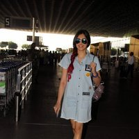Adah Sharma Spotted At Airport Images | Picture 1473974