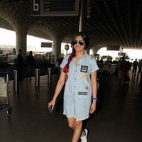 Adah Sharma Spotted At Airport Images | Picture 1473970