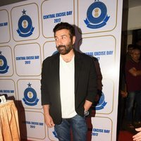 Sunny Deol - Bollywood celebrities attended Central Excise Day Celebration Images