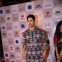 Varun Dhawan - Celebs Walk Ramp For A Star-Studded Fashion Show In Aid of Cancer Patients Aid Association (CPAA) Images