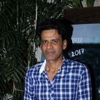 Manoj Bajpai - Anurag Kashyap Host Special Screening Of Haraamkhor Pics   Picture 1460290