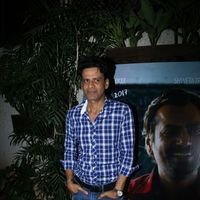 Manoj Bajpai - Anurag Kashyap Host Special Screening Of Haraamkhor Pics