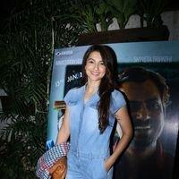 Gauhar Khan - Anurag Kashyap Host Special Screening Of Haraamkhor Pics