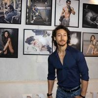 Tiger Shroff - Launch of Dabboo Ratnani's 2017 Calendar Pics