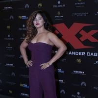 Neetu Chandra - Red Carpet Premiere Of Movie XXX: Return Of Xander Cage