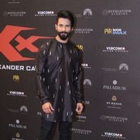 Shahid Kapoor - Red Carpet Premiere Of Movie XXX: Return Of Xander Cage