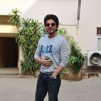 Shahrukh Khan - Raees Film Media Meet Pictures