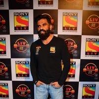 Sunil Shetty - Sony Liv and Suniel Shetty Host Launching Of Liv Fit Photos