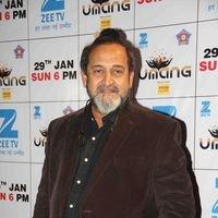 Mahesh Manjrekar - Bollywood Celebs on red carpet at Umang 2017 Photos