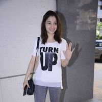 Tamanna Spotted at Andheri for Rehearsal for Zee cine Awards Photos