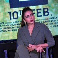 Huma Qureshi - Press Conference Of Jolly LLB 2 Images