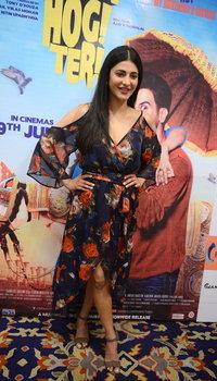 Shruti Haasan promotes Behen Hogi Teri at Kapil Sharma Show