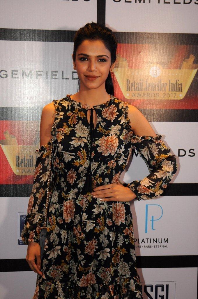 Shriya Pilgaonkar - 13th Gemfields Jewellery Retail India Awards 2017 | Picture 1502371