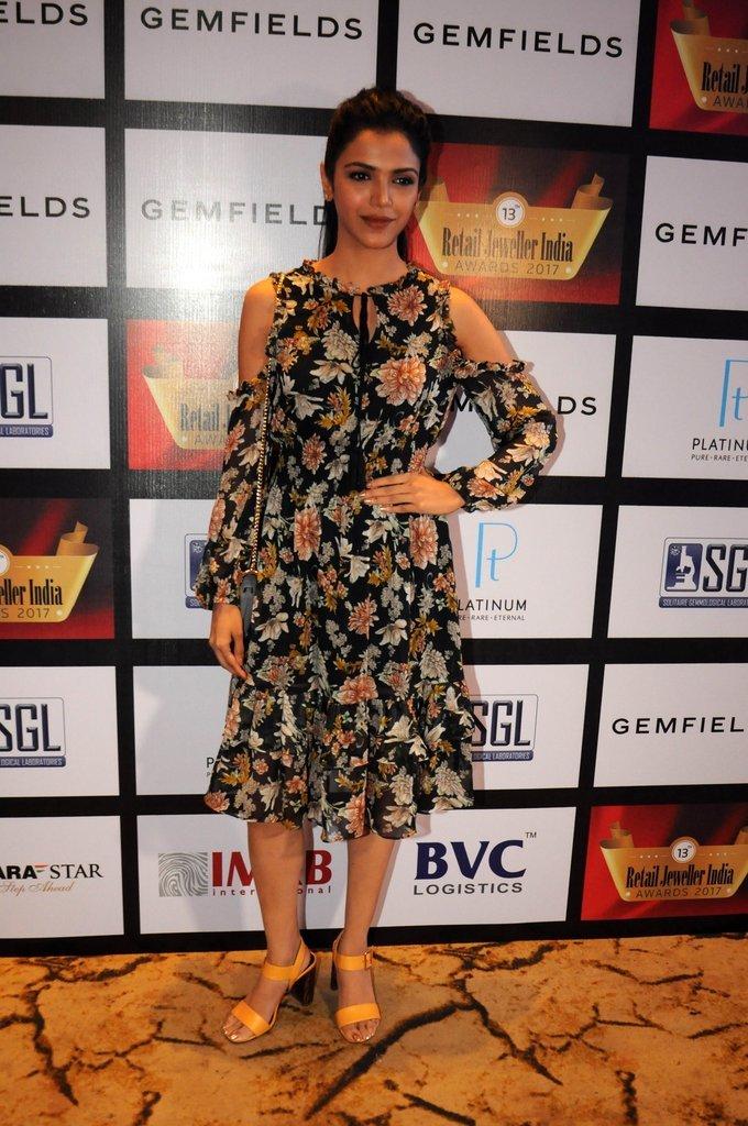 Shriya Pilgaonkar - 13th Gemfields Jewellery Retail India Awards 2017 | Picture 1502372
