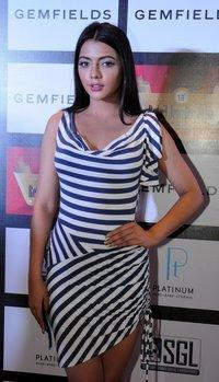 Ruhi Singh at 13th Gemfields Jewellery Retail India Awards 2017