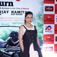 Tisca Chopra - The launch of the book The Wrong Turn Photos