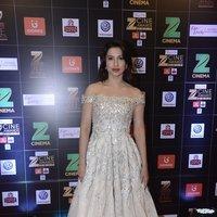 Gauhar Khan - Zee Cine Awards 2017 Red Carpet Photos